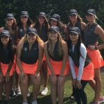 Girls Varsity Golf falls to Trinity Preparatory School 189 – 168