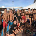 Girls Varsity Swimming finishes 5th place at Woodson Invitational