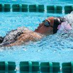 Swimming – New School Record