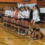 Girls Varsity Volleyball beats Cypress Creek 0 – 3