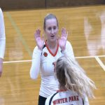 Winter Park Volleyball's Lauren Musante named Athlete of the Week