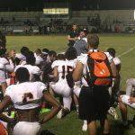 Varsity Football beats University 54 – 0
