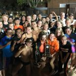 Boys' & Girls' Swimming – Metro Conference Champions