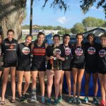 Girls' Cross Country – Metro Conference Champions