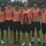 Boys' Golf – District Champions