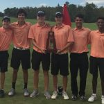 Boys' Golf – Region Champions