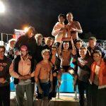 Boys Varsity Swimming finishes 7th place at Region Championship
