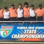 Girls Varsity Golf finishes 13th place at State Championship