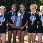 Girls' Cross Country – State Champions