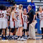 Girls Varsity Basketball falls to Father Lopez Catholic 59 – 33