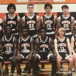Boys Varsity Basketball falls to Colonial 46 – 38