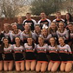 Competition Cheer – Metro, Region Champions, State Runner Up