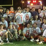 Boys' Lacrosse – District Champions