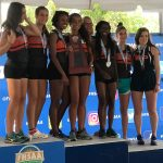 Rafaella Gibbons – State Champion, Girls' Track – State Runner Up