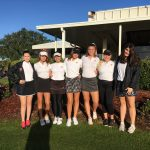 Girls Varsity Golf finishes 3rd place at Metro Conference Championship