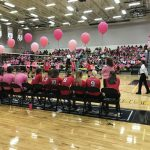 Wildcats Vollleyball Team Falls to Bishop Moore  in the Dig For A Cure Charity Match