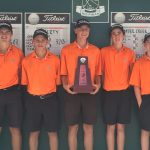 District Champions – Boys' Golf