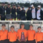 Girls' & Boys' Golf – Region Runner Up