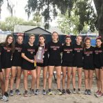 Girls' Cross Country – District Champions