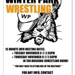 Wrestling Meeting