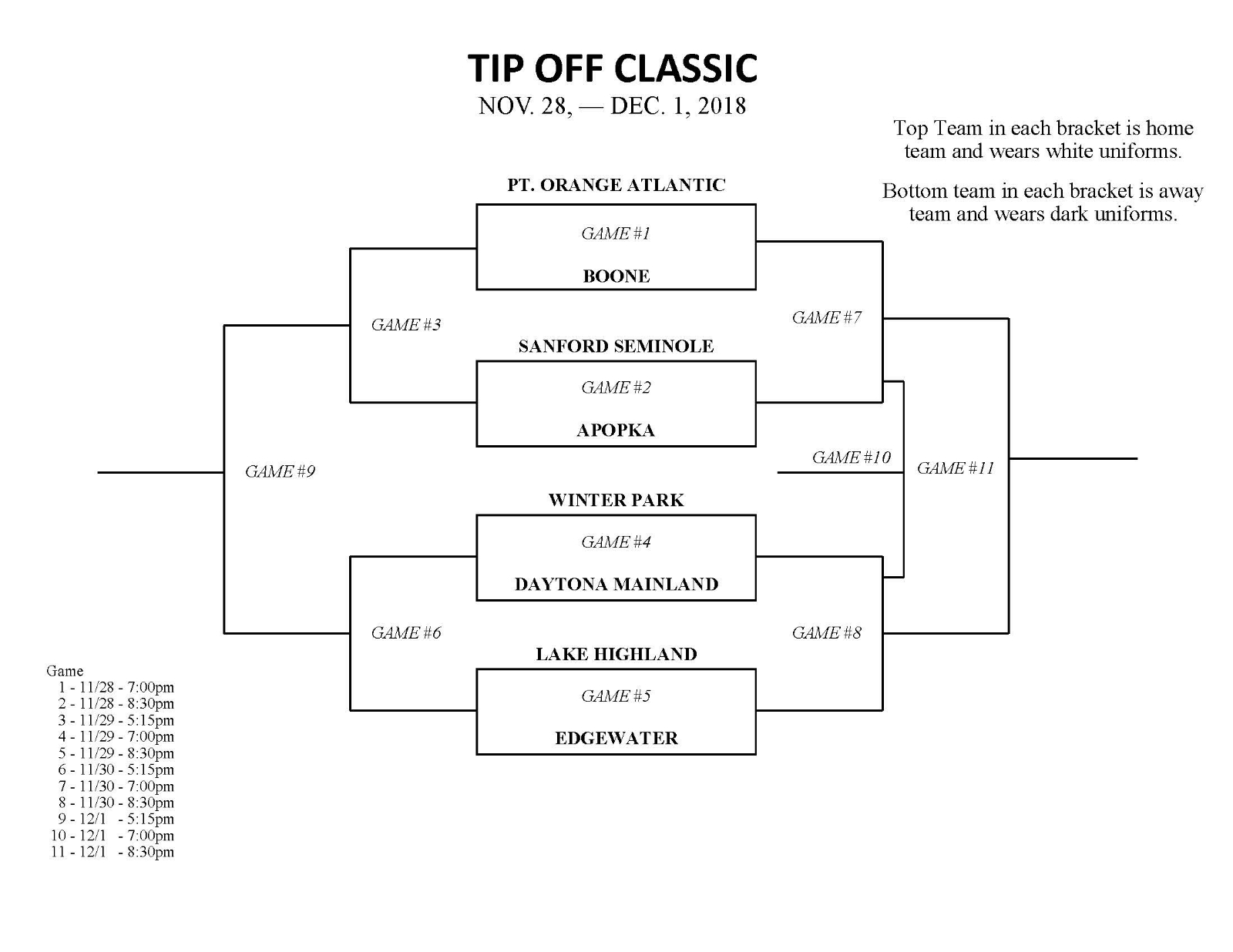 Rotary Tip Off Classic