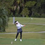 Girls' District Golf