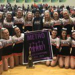 Cheerleading – State, Region & Metro Champions