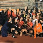 Girls' Soccer – Metro, District  Champions, Region Finalist