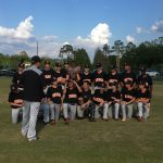 Junior Varsity Baseball beats University 14 – 0