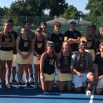 District Champions – Girls' and Boys' Tennis