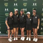Ladies Varsity Golf finishes 9th place at Pre-Season Celtic Invitational