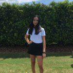 Girls Varsity Golf beats Trinity Preparatory School 200 – 215
