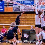 Girls Varsity Volleyball beats University Orlando 3-1