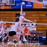 Girls Varsity Volleyball falls to Lyman 3-1