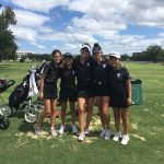 Girls Varsity Golf finishes 6th place at Bishop Moore Catholic Invitational