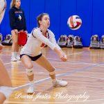 Girls Volleyball Falls To TFA 3-2