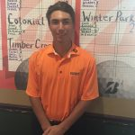 Chesley Wins East Metro Individual Title