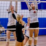 WPHS Volleyball beats Masters Academy 2-0