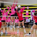 Girls Volleyball Takes Down Martin County 2-1