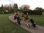 Girls Varsity Golf beats Edgewater 207 – NTS