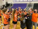 Girls Varsity Volleyball beats Timber Creek 3 – 2