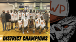 Boys Volleyball District Champions