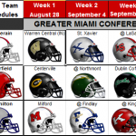 2015 GMC Helmet Schedule Now Available