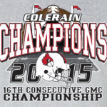 GMC Football Championship Apparel