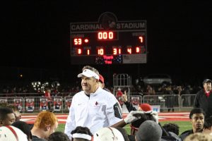 Playoffs, Week 1 – Colerain vs. Dublin Coffman
