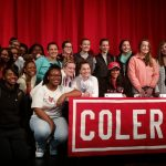 Amaria Allen Signs with Illinois State University