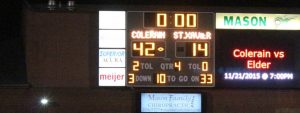 Playoffs, Week 2 – Colerain vs. St. Xavier