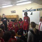 Colerain High School Girls Varsity Basketball beat Badin High School 39-38