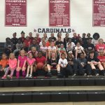 "2015 CHS Girls Basketball ""Holiday Camp"" a Blast"