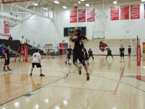 Boys Volleyball Club vs. Loveland 5-2-16